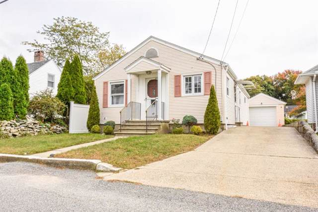 27 Lookout Avenue, North Providence, RI 02911 (MLS #1241472) :: Westcott Properties