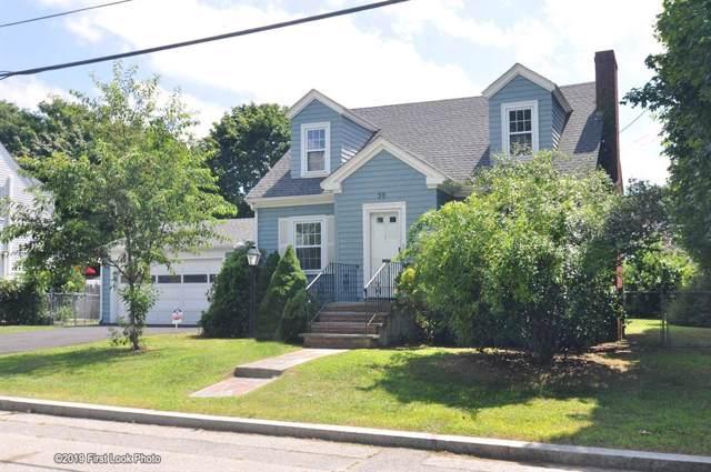 59 Thurston Street, East Providence, RI 02915 (MLS #1241503) :: The Seyboth Team