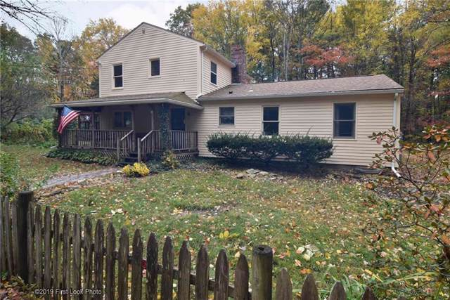 116 Money Hill Road, Glocester, RI 02814 (MLS #1241557) :: RE/MAX Town & Country