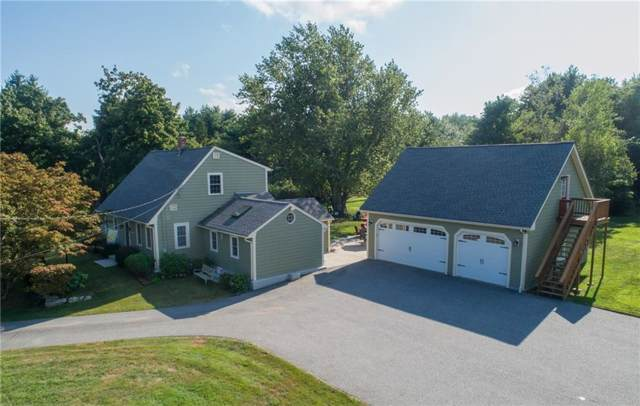 572 Weaver Hill Road, West Greenwich, RI 02817 (MLS #1241615) :: Spectrum Real Estate Consultants