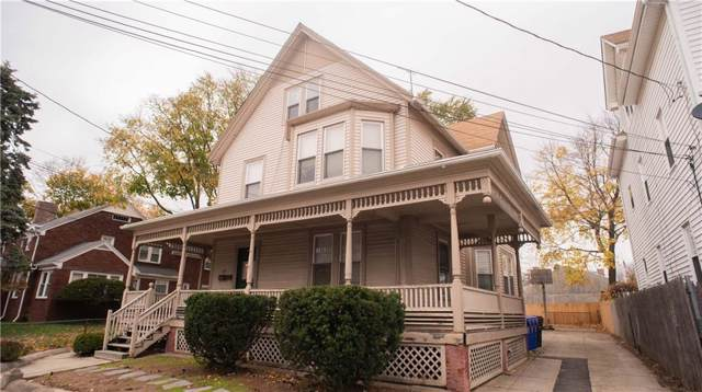 109 Cross Street, Central Falls, RI 02863 (MLS #1241641) :: The Mercurio Group Real Estate