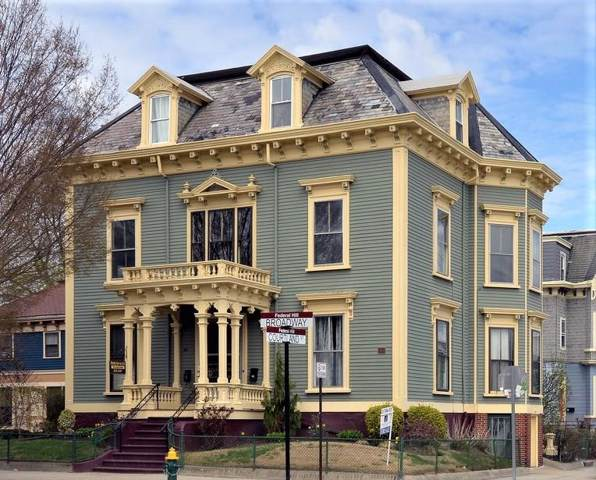 401 Broadway Street, Providence, RI 02909 (MLS #1241719) :: The Seyboth Team