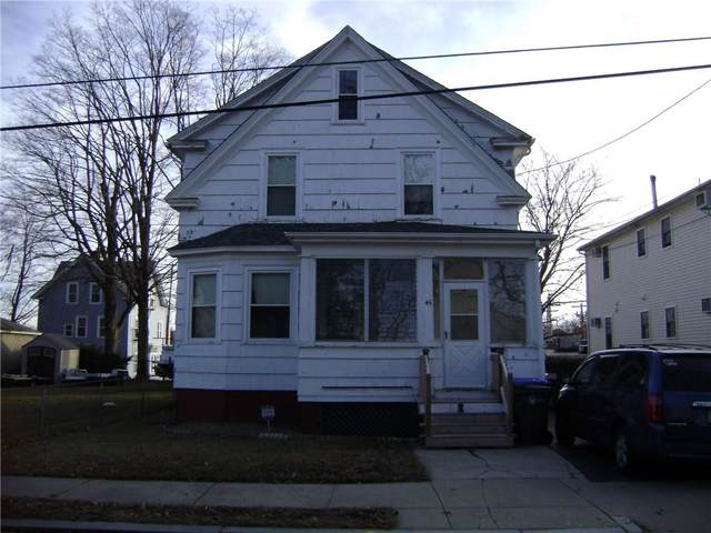 45 Huber Avenue, Providence, RI 02909 (MLS #1241988) :: The Martone Group