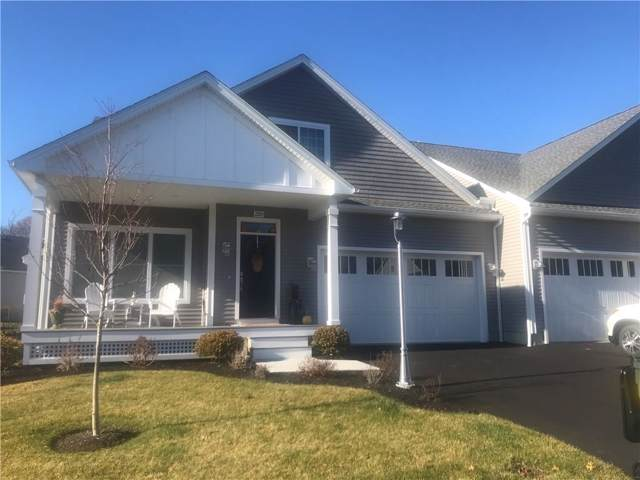 250 Wickford Court #36, North Kingstown, RI 02852 (MLS #1242025) :: RE/MAX Town & Country