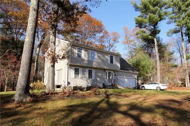 21 Whitney Lane, Burrillville, RI 02858 (MLS #1242059) :: Spectrum Real Estate Consultants