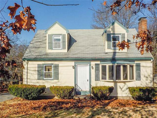 345 Shears Street, Wrentham, MA 02093 (MLS #1242159) :: Westcott Properties