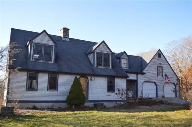 155 Kuehn Road, Hopkinton, RI 02804 (MLS #1242163) :: Westcott Properties