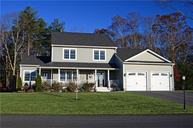 26 Fields End Road, North Kingstown, RI 02852 (MLS #1242205) :: The Martone Group