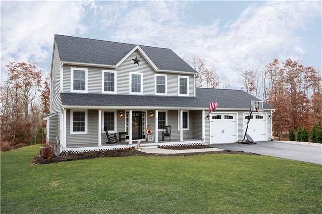 21 Drake Drive, Richmond, RI 02892 (MLS #1242210) :: Spectrum Real Estate Consultants