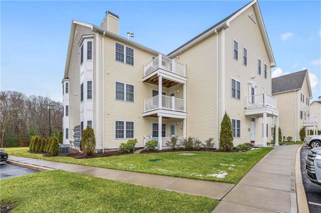 40 Saw Mill Drive #102, North Kingstown, RI 02852 (MLS #1242294) :: RE/MAX Town & Country