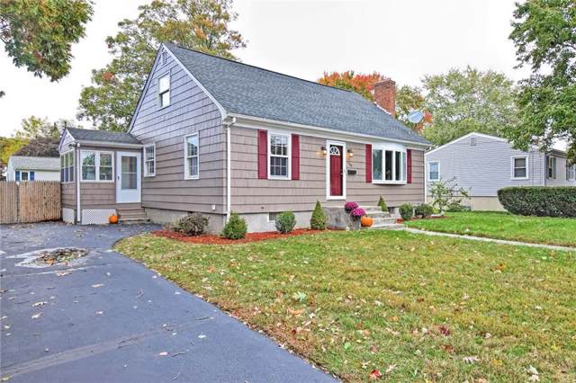 134 Circuit Drive, East Providence, RI 02915 (MLS #1242380) :: The Martone Group