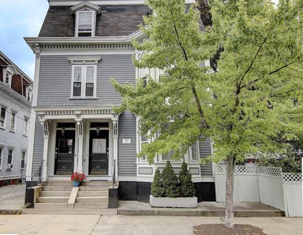 61 Chapin Avenue #1, Providence, RI 02909 (MLS #1242425) :: RE/MAX Town & Country
