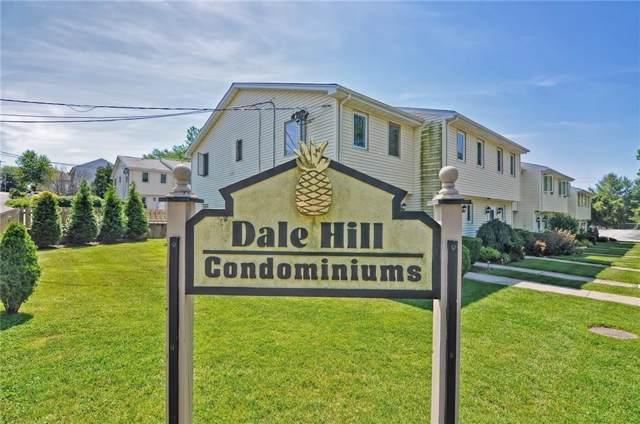 33 Dale Avenue G, Johnston, RI 02919 (MLS #1242641) :: The Martone Group