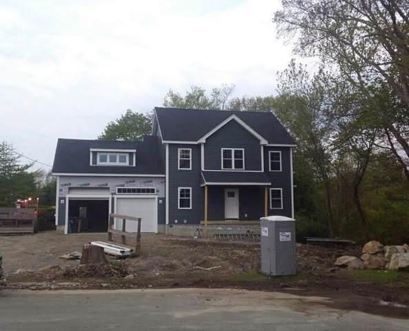 0 Rego Ave Road, Bristol, RI 02809 (MLS #1242751) :: Spectrum Real Estate Consultants