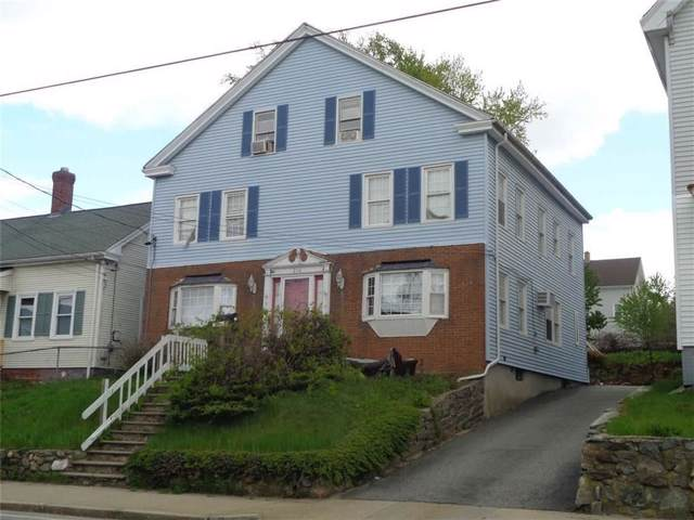 216 Park Avenue, Woonsocket, RI 02895 (MLS #1242872) :: RE/MAX Town & Country