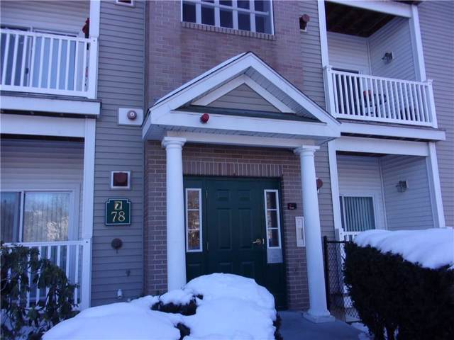 78 Mill Street #301, Woonsocket, RI 02895 (MLS #1242879) :: RE/MAX Town & Country