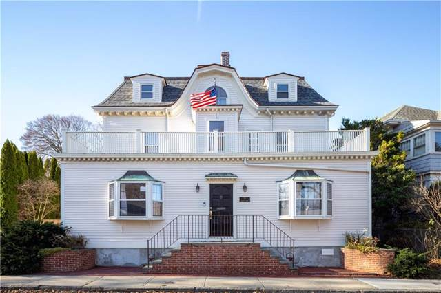 77 Ayrault Street, Newport, RI 02840 (MLS #1242966) :: The Martone Group