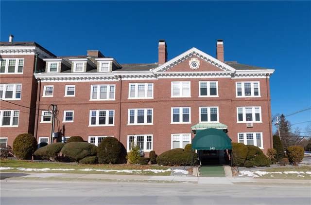 242 President Avenue #9, East Side of Providence, RI 02906 (MLS #1243052) :: The Martone Group