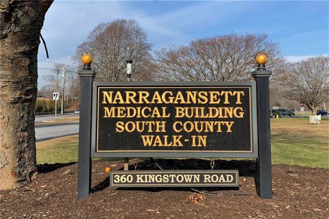 360 Kingstown Road #203, Narragansett, RI 02882 (MLS #1243534) :: The Mercurio Group Real Estate