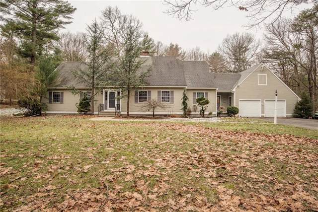 339 Fry Pond Road, West Greenwich, RI 02817 (MLS #1244577) :: Spectrum Real Estate Consultants