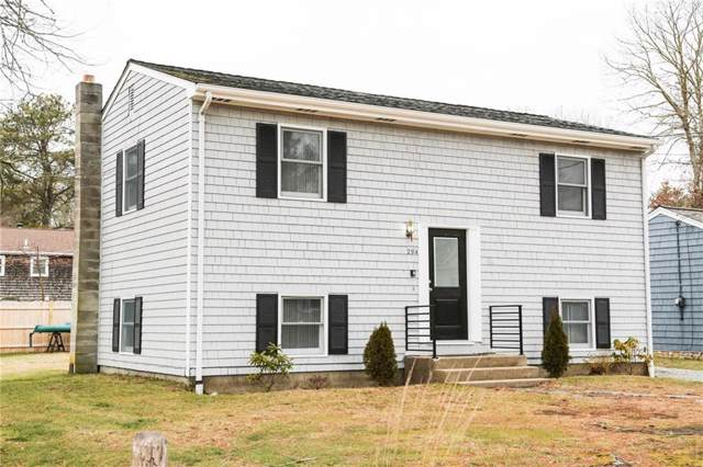 294 Holly Road, South Kingstown, RI 02879 (MLS #1244743) :: RE/MAX Town & Country