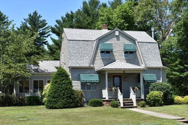 13 Gifford Road, Westport, MA 02970 (MLS #1244947) :: The Seyboth Team