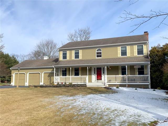 24 Tamarack Circle, North Kingstown, RI 02852 (MLS #1244966) :: HomeSmart Professionals