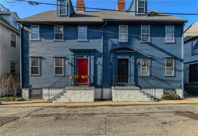 15 Corne Street A, Newport, RI 02840 (MLS #1245004) :: RE/MAX Town & Country