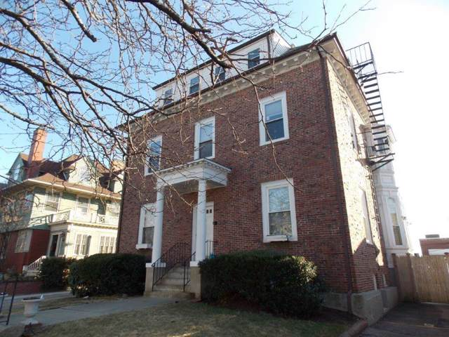19 South Angell Street #10, East Side of Providence, RI 02906 (MLS #1245167) :: RE/MAX Town & Country