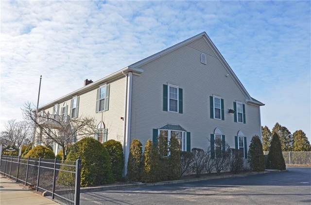 100 Cottage Street #2, Pawtucket, RI 02860 (MLS #1245308) :: The Seyboth Team