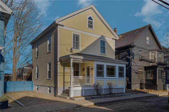 4 Bush Street, Newport, RI 02840 (MLS #1245322) :: Anytime Realty