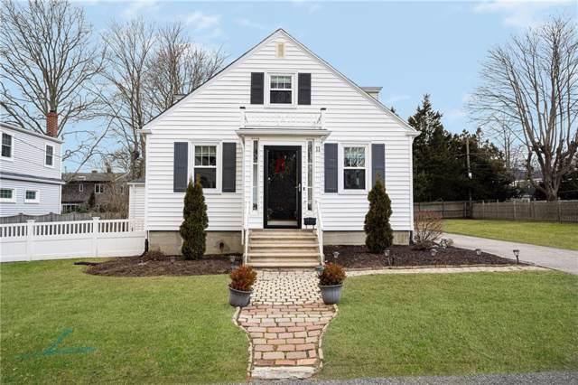 11 Keeher Street, Newport, RI 02840 (MLS #1245323) :: HomeSmart Professionals