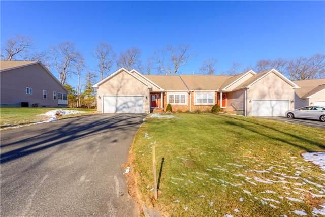 165 Spencer Woods Drive, Warwick, RI 02818 (MLS #1245324) :: Westcott Properties