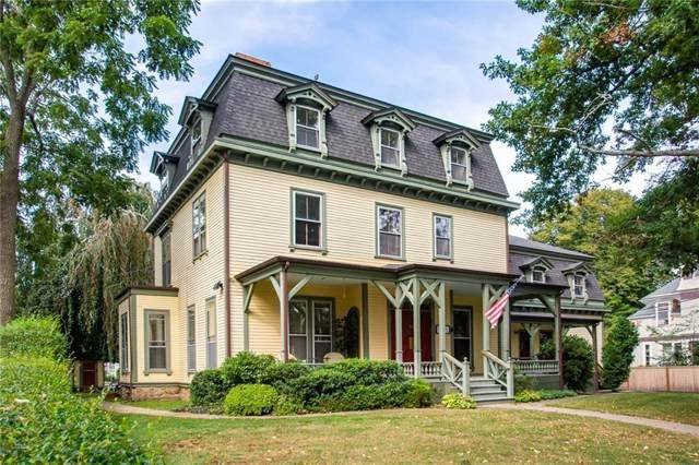 93 Rhode Island Avenue #5, Newport, RI 02840 (MLS #1245358) :: HomeSmart Professionals
