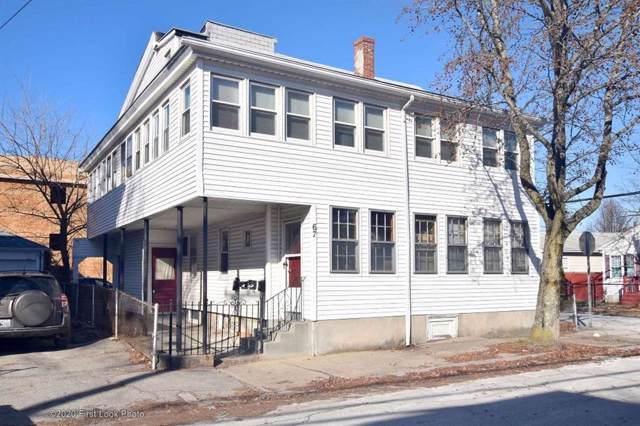 67 Ethan Street, Providence, RI 02909 (MLS #1245362) :: Spectrum Real Estate Consultants