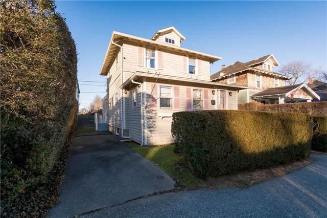 2 Berkeley Terrace, Newport, RI 02840 (MLS #1245365) :: RE/MAX Town & Country