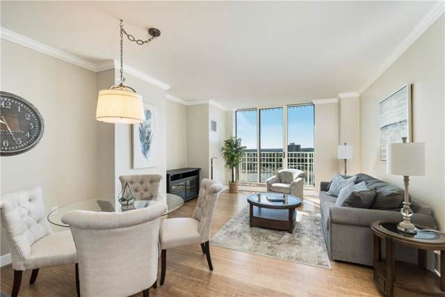 1 West Exchange Street #1903, Providence, RI 02903 (MLS #1245409) :: The Martone Group