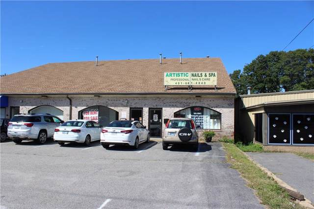 2067 West Shore Road #7, Warwick, RI 02889 (MLS #1245420) :: Spectrum Real Estate Consultants