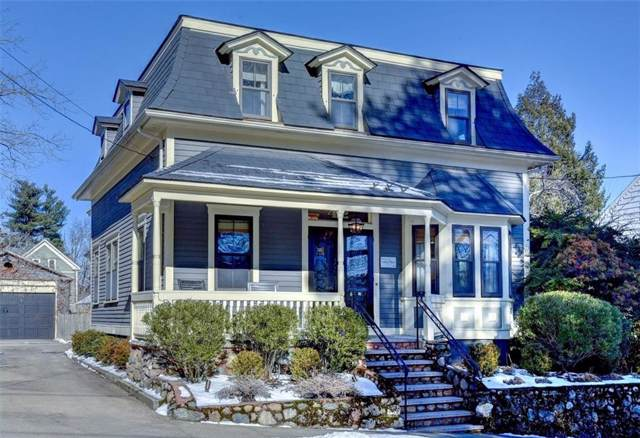 42 Hazard Avenue, East Side of Providence, RI 02906 (MLS #1245470) :: RE/MAX Town & Country