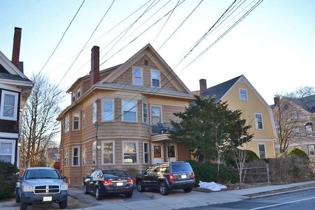 125 Taber Avenue, East Side of Providence, RI 02906 (MLS #1245573) :: RE/MAX Town & Country