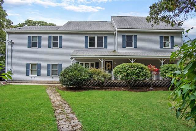 1275 Ministerial Road, South Kingstown, RI 02879 (MLS #1245606) :: RE/MAX Town & Country