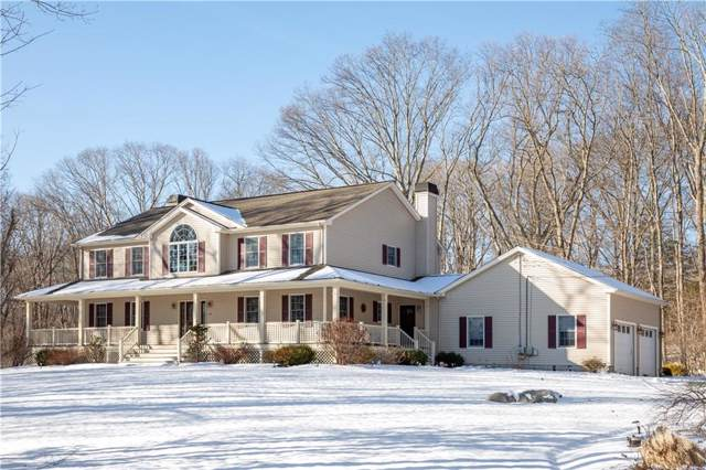 15 Mahoney Drive, Scituate, RI 02831 (MLS #1245677) :: RE/MAX Town & Country