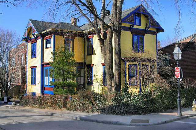 26 Mary Street, Newport, RI 02840 (MLS #1245701) :: Spectrum Real Estate Consultants
