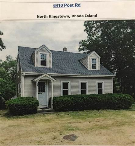 6410 Post Road, North Kingstown, RI 02852 (MLS #1245739) :: HomeSmart Professionals