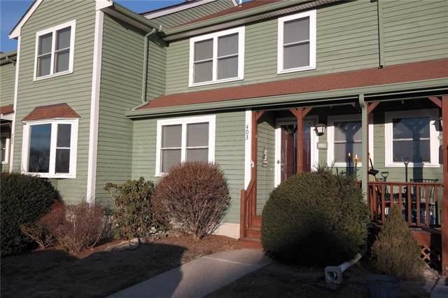 200 Heroux Boulevard #403, Cumberland, RI 02864 (MLS #1245759) :: The Martone Group