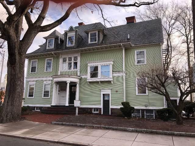 273 Bowen Street #10, Providence, RI 02906 (MLS #1245807) :: Westcott Properties