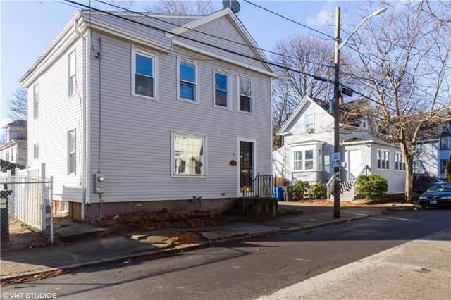 164 Montgomery Avenue, Cranston, RI 02905 (MLS #1246088) :: The Martone Group