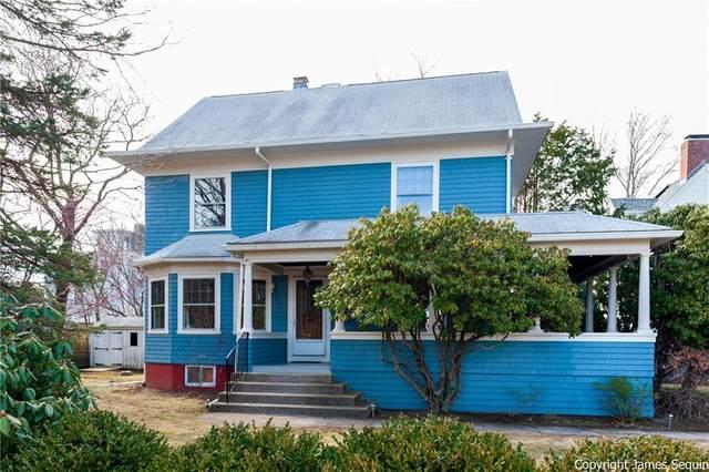 30 Circuit Drive, Cranston, RI 02905 (MLS #1246159) :: The Mercurio Group Real Estate