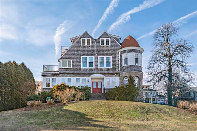 1 Seaview Avenue #3, Newport, RI 02840 (MLS #1246248) :: The Martone Group