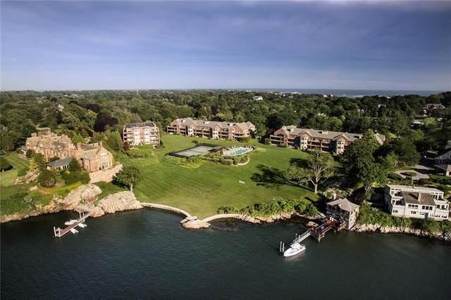 111 Harrison Avenue D5, Newport, RI 02840 (MLS #1246392) :: Spectrum Real Estate Consultants